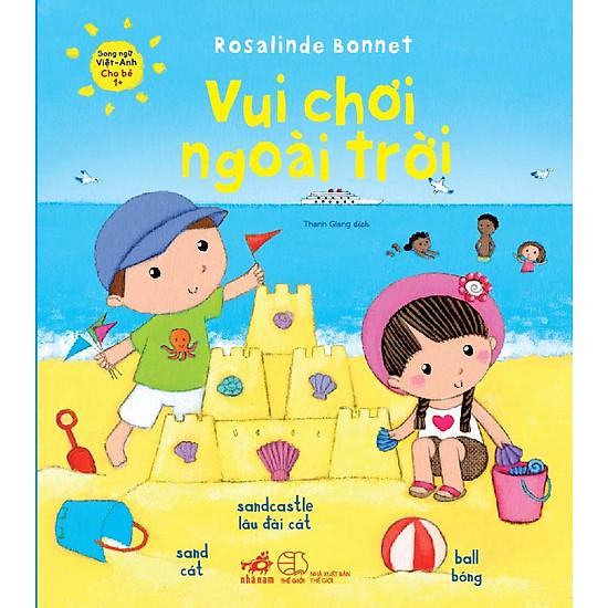 Song Ngữ Việt – Anh Cho Bé (1+) – Vui Chơi Ngoài Trời