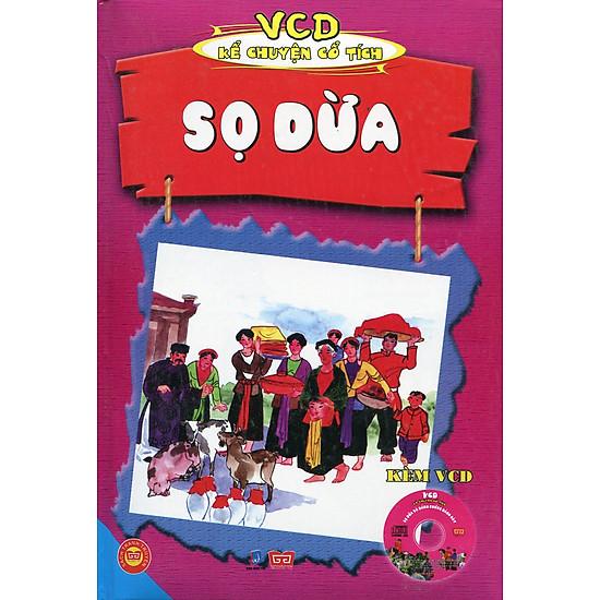 VCD Kể Chuyện Cổ Tích - Sọ Dừa (Sách Màu Kèm VCD)
