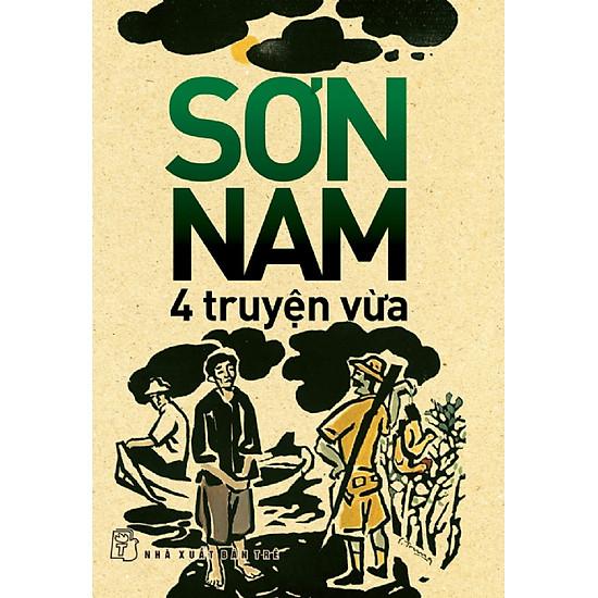 Sơn Nam – 4 Truyện Vừa (Tái Bản)