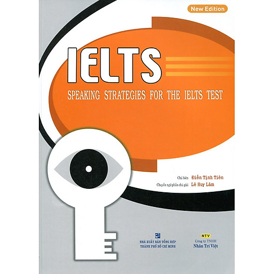 IELTS – Speaking Strategies For The IELTS Test (Kèm 1CD)