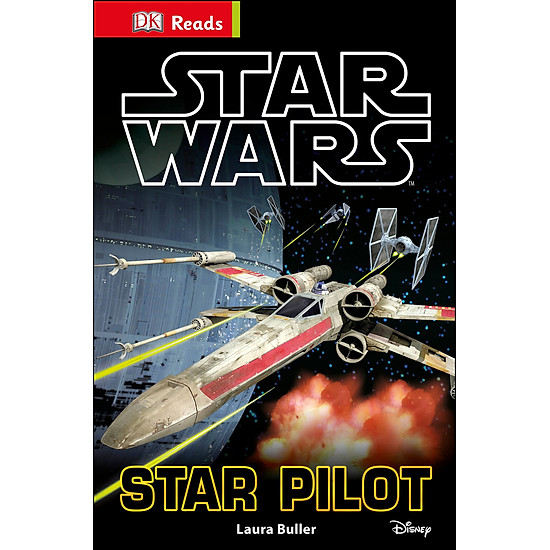 Star Wars Star Pilot (DK Reads Starting To Read Alone)