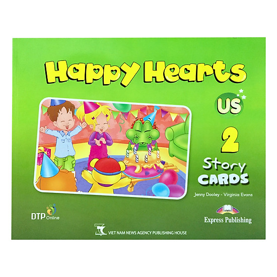 Happy Hearts US 2 Story Cards