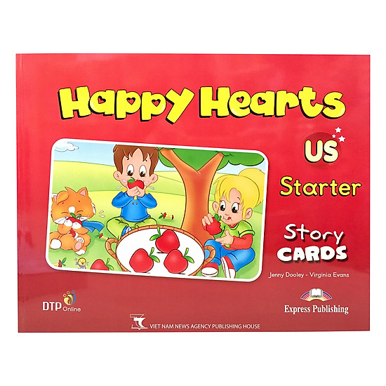Download sách Happy Hearts US 0 Story Cards