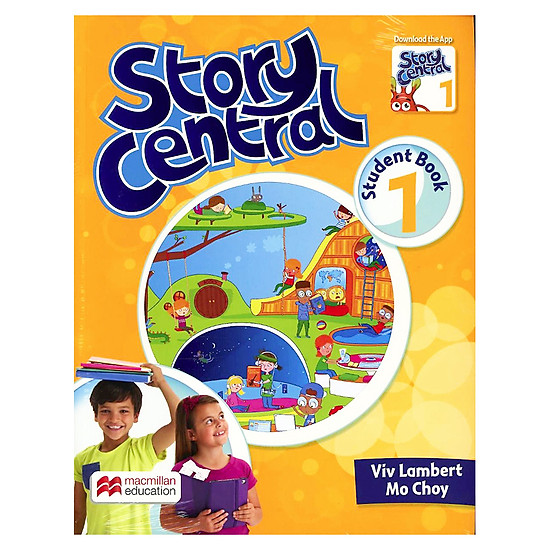 [Download sách] Story Central: Student Book Pack (Level 1)