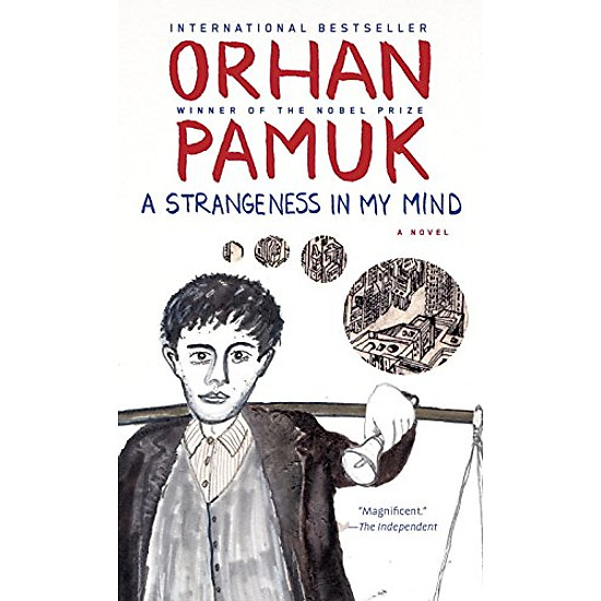 [Download sách] A Strangeness In My Mind