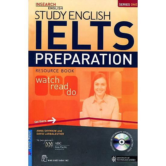Download sách Study English IELTS Preparation ( Không CD)