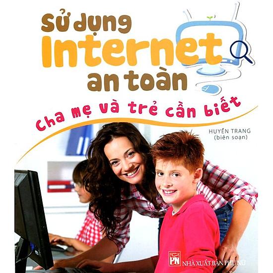 [Download Sách] Sử Dụng Internet An Toàn