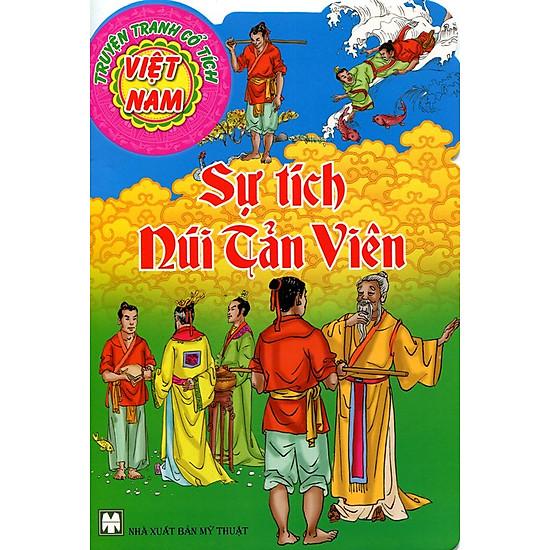 Truyện Tranh Cổ Tích Việt Nam - Sự Tích Núi Tản Viên