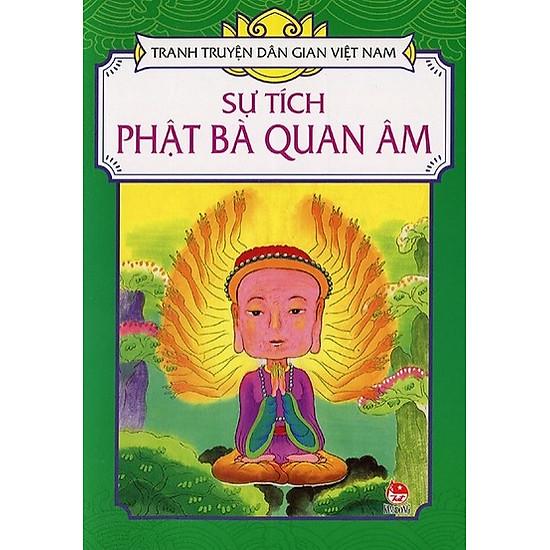Tranh Truyện Dân Gian Việt Nam – Sự Tích Phật Bà Quan Âm