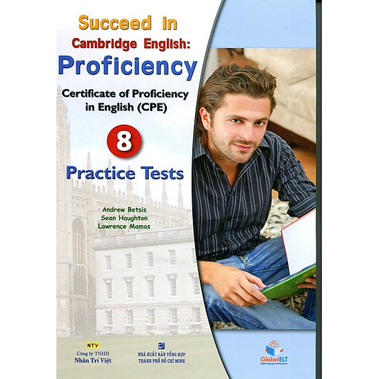 Succeed in CPE – 8 Practice Tests (Gồm 1 Đĩa MP3)