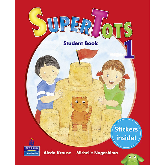 Super Tots: Student's Book Level 1