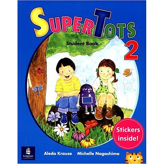 Super Tots: Student's Book Level 2