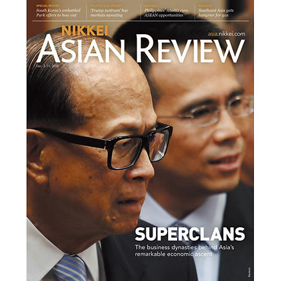 [Download sách] Nikkei Asian Review: Superclans - 48