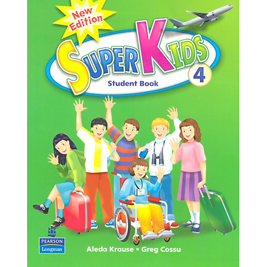 SuperKids NE Student's Book 4