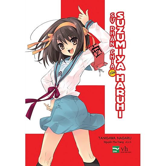 Sự Phân Chia Của Suzumiya Haruhi – Tập 9