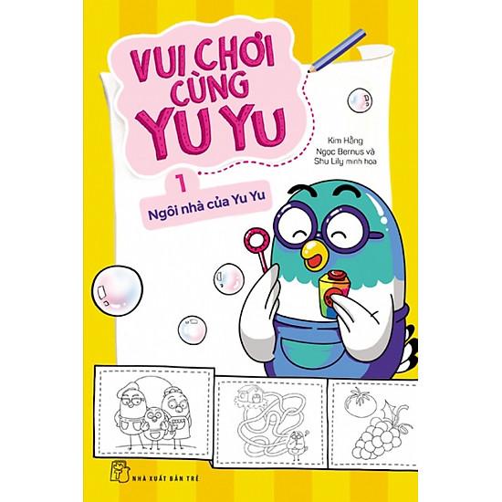 Vui Chơi Cùng Yu Yu (Tập 1) – Ngôi Nhà Của Yu Yu
