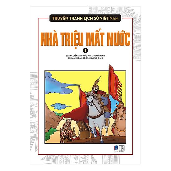 Truyện Tranh Lịch Sử Việt Nam - Nhà Triệu Mất Nước