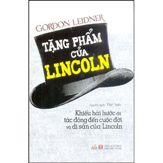 [Download sách] Tặng Phẩm Của Lincoln