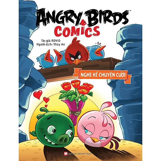 Angry Birds Comics – Nghe Kể Chuyện Cười