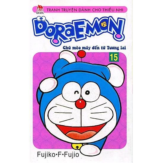 Doraemon - Chú Mèo Máy Đến Từ Tương Lai (Tập 15)