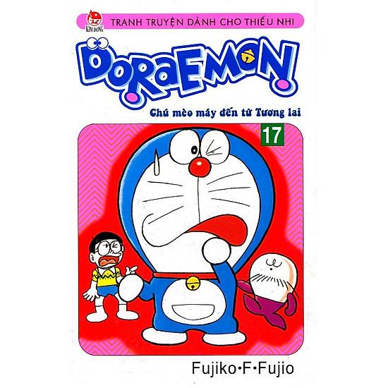 Doraemon - Chú Mèo Máy Đến Từ Tương Lai (Tập 17)