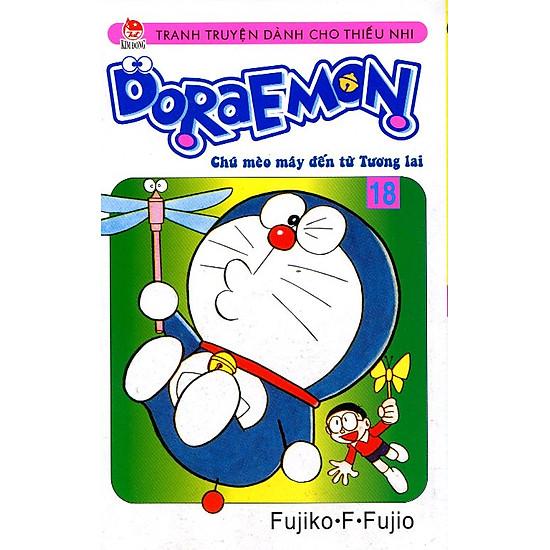 Doraemon - Chú Mèo Máy Đến Từ Tương Lai (Tập 18)
