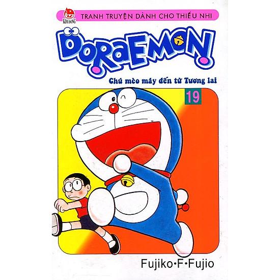 Doraemon - Chú Mèo Máy Đến Từ Tương Lai (Tập 19)
