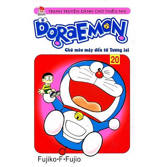 Doraemon - Chú Mèo Máy Đến Từ Tương Lai (Tập 20)