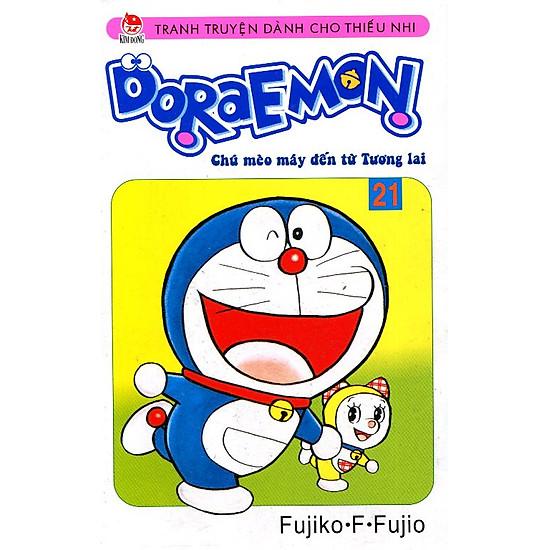 Doraemon - Chú Mèo Máy Đến Từ Tương Lai (Tập 21)