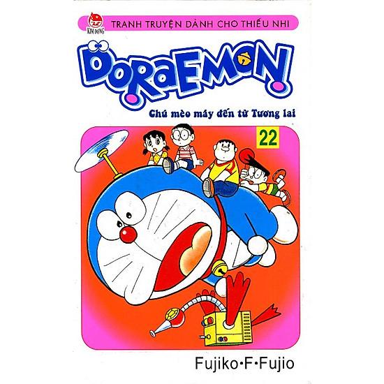 Doraemon - Chú Mèo Máy Đến Từ Tương Lai (Tập 22)