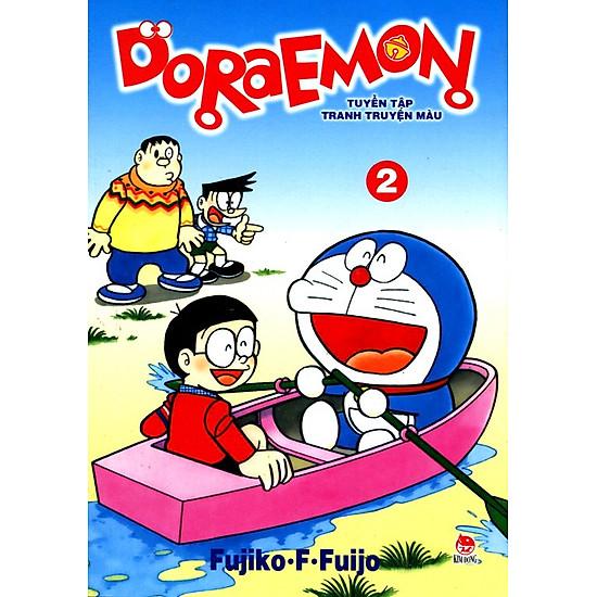 Doraemon - Tuyển Tập Tranh Truyện Màu (Tập 2)