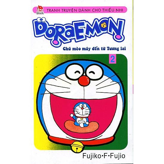 Doraemon - Chú Mèo Máy Đến Từ Tương Lai (Tập 2)