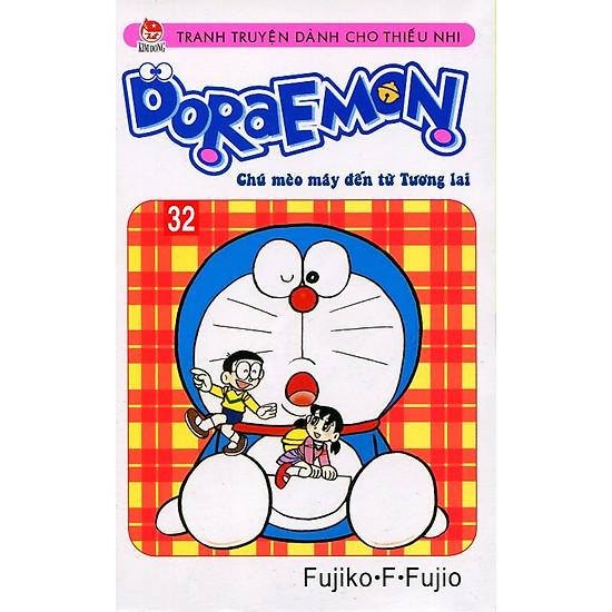 Doraemon - Chú Mèo Máy Đến Từ Tương Lai (Tập 32)