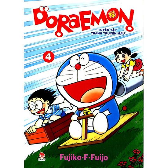 Doraemon – Tuyển Tập Tranh Truyện Màu (Tập 4)