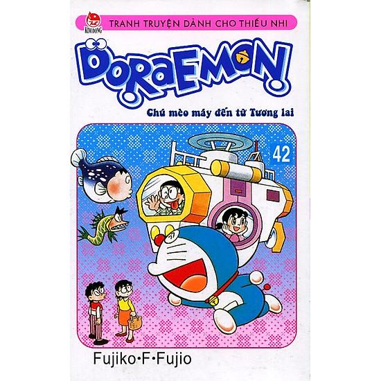 Doraemon – Chú Mèo Máy Đến Từ Tương Lai (Tập 42)