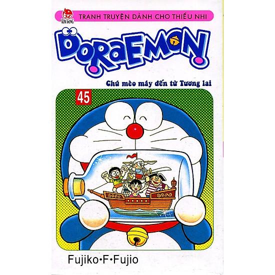 Doraemon - Chú Mèo Máy Đến Từ Tương Lai (Tập 45)