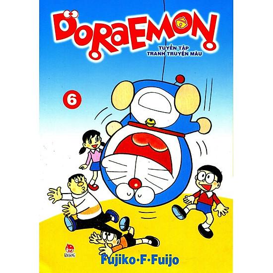 Doraemon - Tuyển Tập Tranh Truyện Màu (Tập 6)