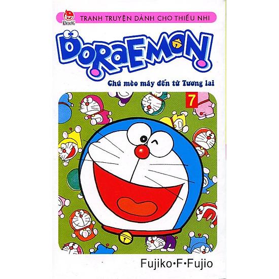Doraemon – Chú Mèo Máy Đến Từ Tương Lai (Tập 7)