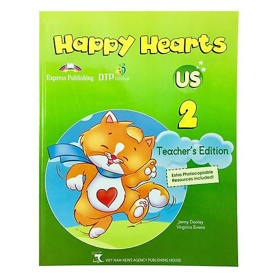 Happy Hearts US 2 Teacher′s Book