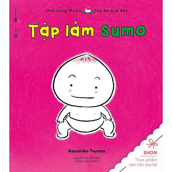 Ehon Nhật Bản – Tập Làm Sumo