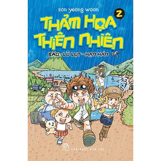 Thảm Họa Thiên Nhiên - Tập 2: Bão, Lũ Lụt, Hạn Hán