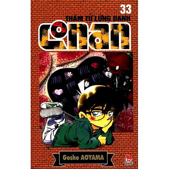 Thám Tử Lừng Danh Conan 33 (Tái Bản 2014)