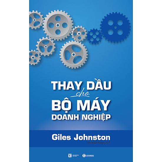 Thay Dầu Cho Bộ Máy Doanh Nghiệp