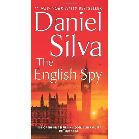The English Spy – Paperback