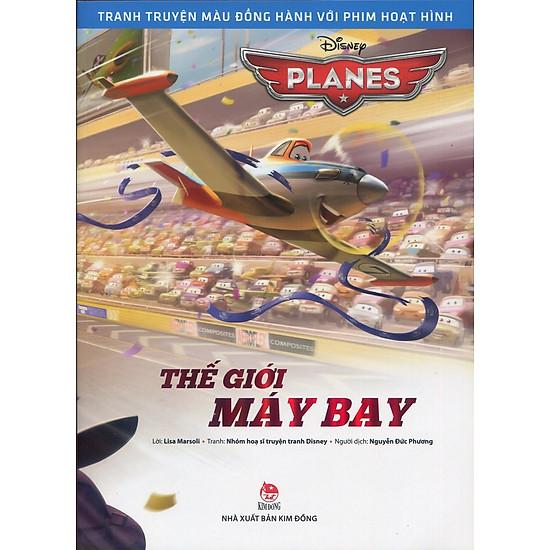 Planes – Thế Giới Máy Bay