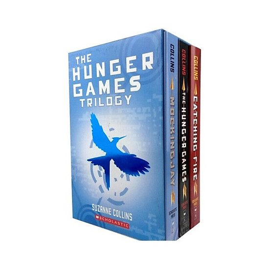 [Download Sách] The Hunger Games Trilogy