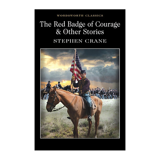 [Download Sách] The Red Badge Of Courage And Other Stories (Paperback)