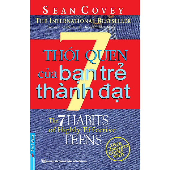 Download sách 7 Thói Quen Của Bạn Trẻ Thành Đạt (Tái Bản)