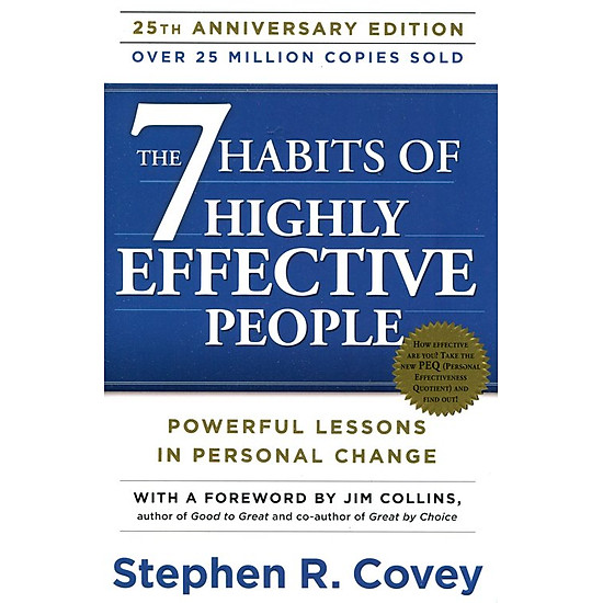 [Download Sách] The 7 Habits Of Highly Effective People: Powerful Lessons In Personal Change
