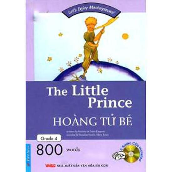 Happy Reader – Hoàng Tử Bé (Kèm 2 CD)